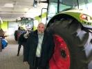 Два трактора CLAAS пополнили материально-техническую базу Почепского механико-аграрного техникума