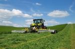 CLAAS: повышений сырой золы в силосе на 1% снижает надои на 100  килограммов с гектара