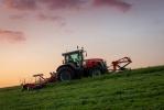 Бренд Massey Ferguson представил новую серию тракторов MF 8S