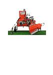 Горизонтально-фрезерный культиватор BFM модель B1 XL 1