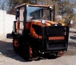 Гусеничный трактор ВТГ-90А