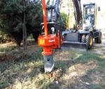 фото Оборудование для извлечения и измельчения пней Rotor